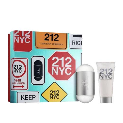Carolina Herrera 212 NYC Gift set