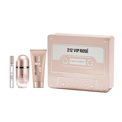 Carolina Herrera 212 Vip Rose Gift set