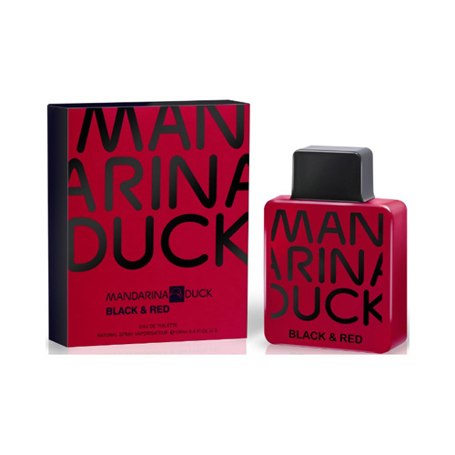 Mandarina Duck Black&Red Eau de toilette