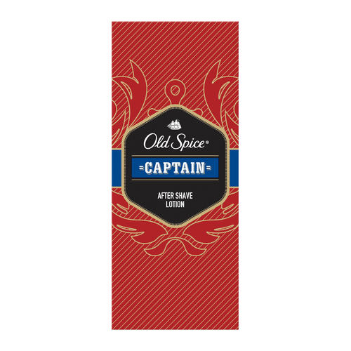 Old Spice Captain Aftershave