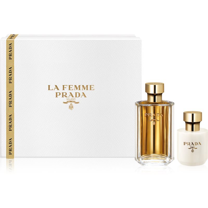 Prada La Femme Gift Set  IV.
