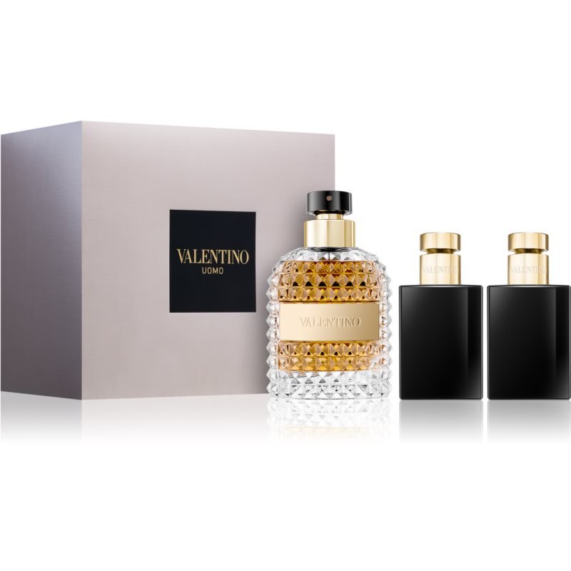 Valentino Uomo Gift Set  II.