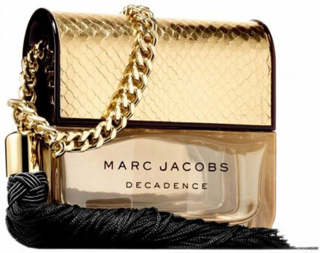 Marc Jacobs Decadence One Eight K Edition Gold Eau de parfum