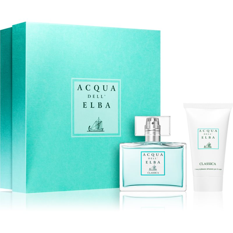 Acqua dell' Elba Classica Men Gift Set  I.