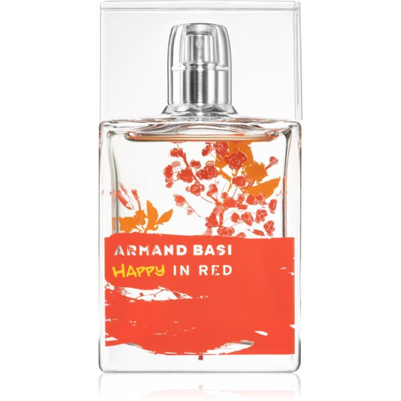 Armand Basi Happy In Red Eau de Toilette