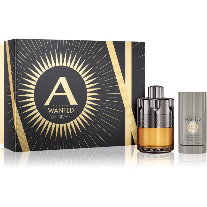 Azzaro Wanted Gift Set  III.