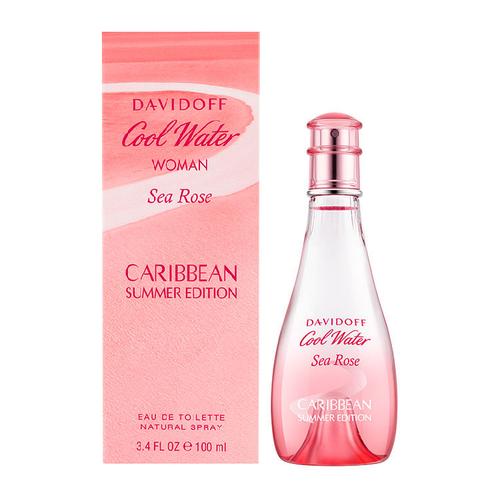 Davidoff Cool Water Woman Sea Rose Caribbean Summer Edition Eau de toilette
