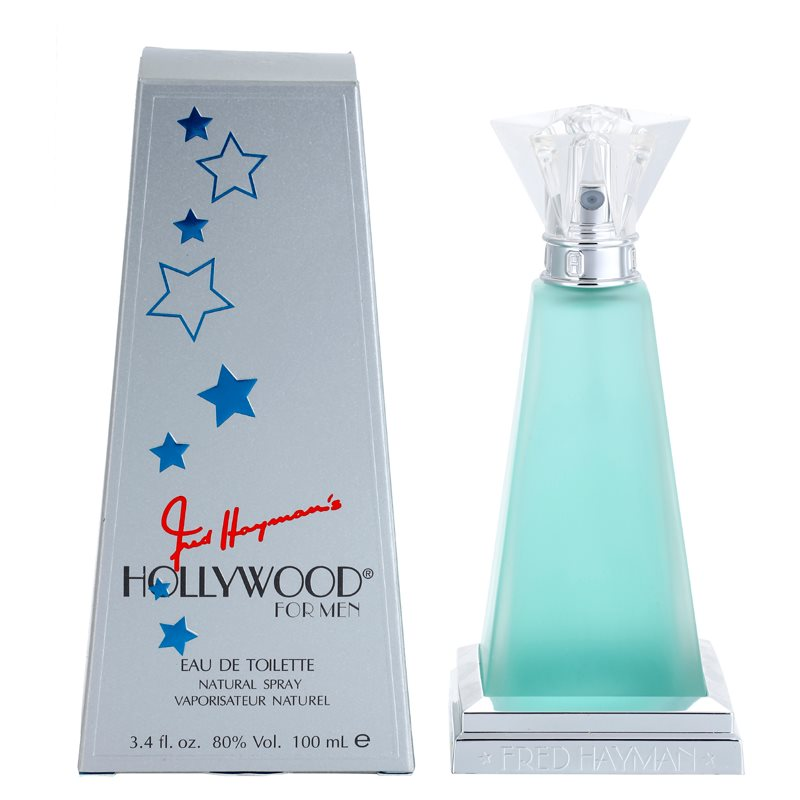 Fred Haymans Hollywood for Men Eau de Toilette