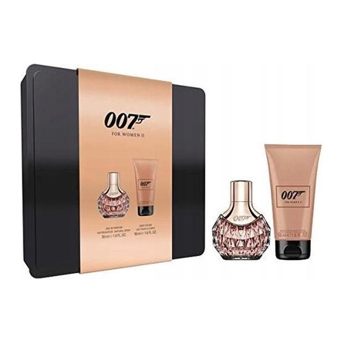 James Bond 007 For Women Gift set