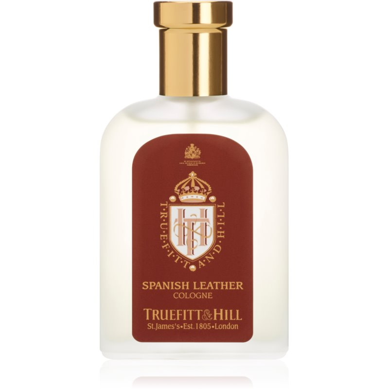Truefitt & Hill Spanish Leather eau de cologne