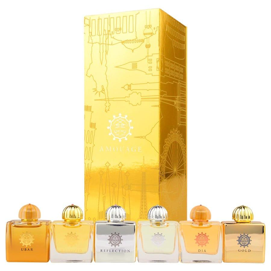 Amouage Miniatures Bottles Collection Women Gift Set
