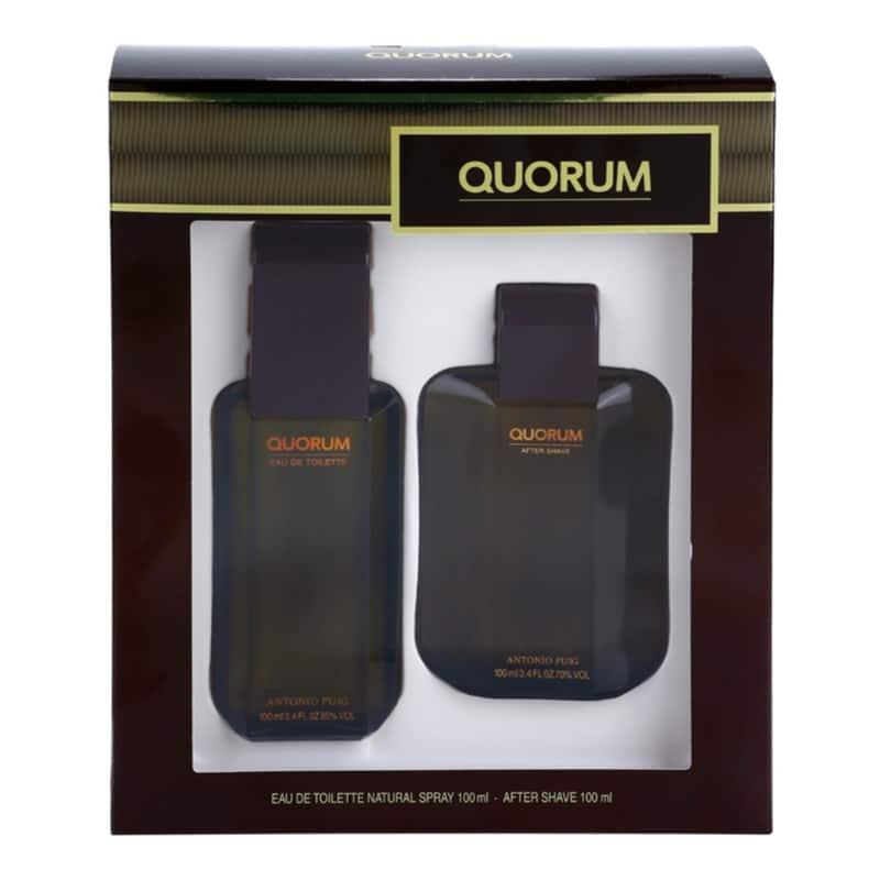 Antonio Puig Quorum Gift Set  I.
