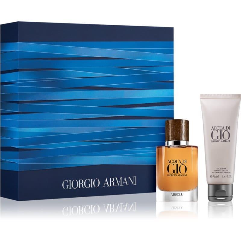 Armani Acqua Di Gio Absolu Gift set