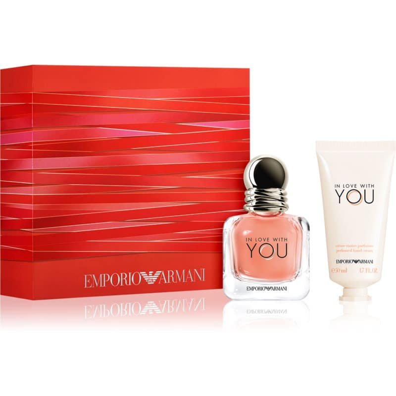 Armani Emporio In Love With You Gift Set
