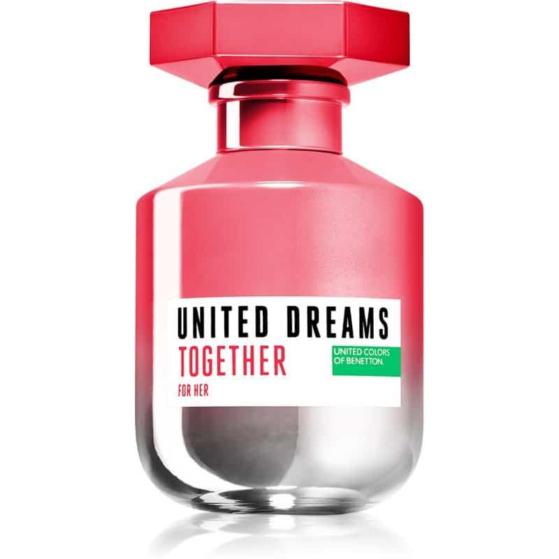 Benetton United Dreams for her Together Eau de Toilette