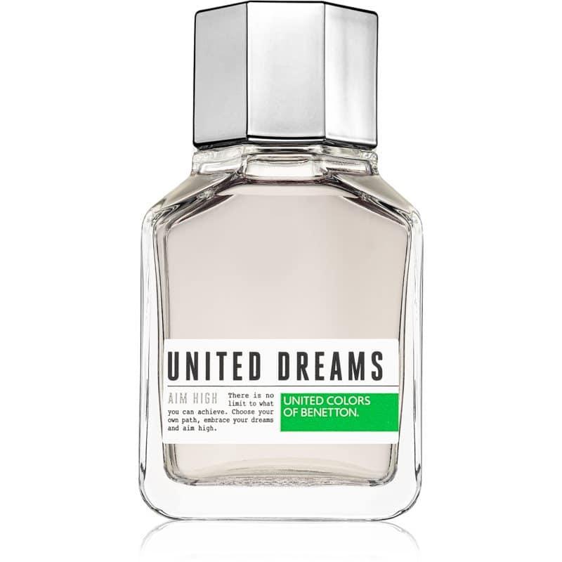 Benetton United Dreams for him Aim High Eau de Toilette