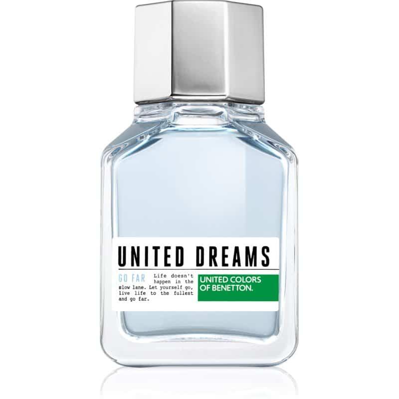 Benetton United Dreams for him Go Far Eau de Toilette
