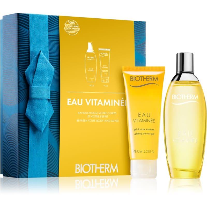 Biotherm Eau Vitaminée Gift Set