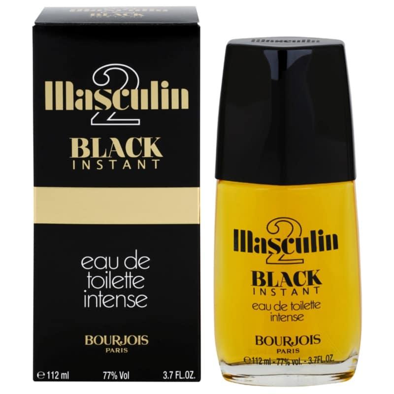 Bourjois Masculin Black Instant Eau de Toilette