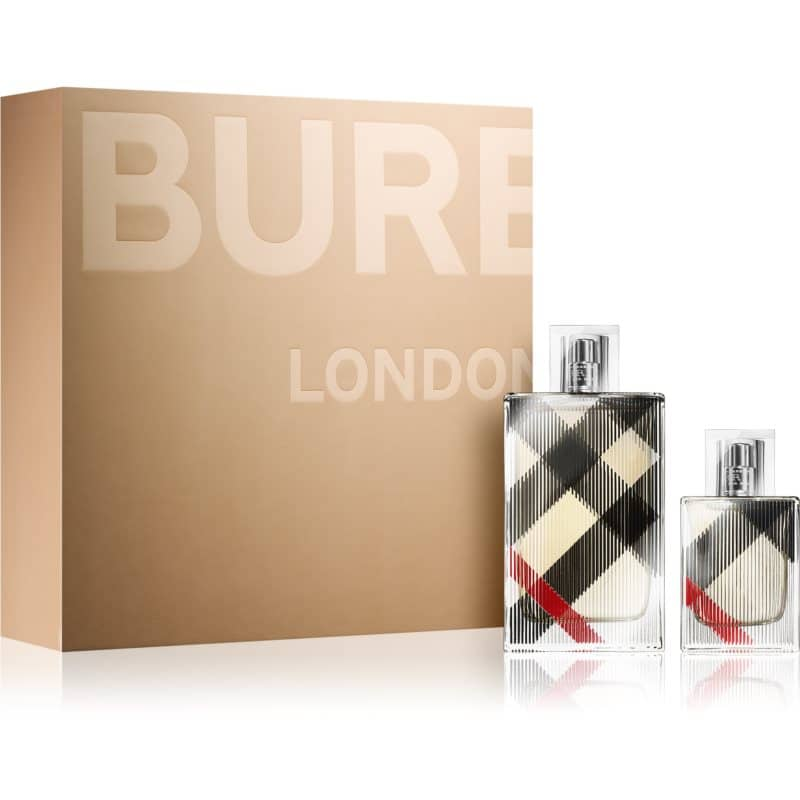 Burberry Brit for Her Gift Set  I.