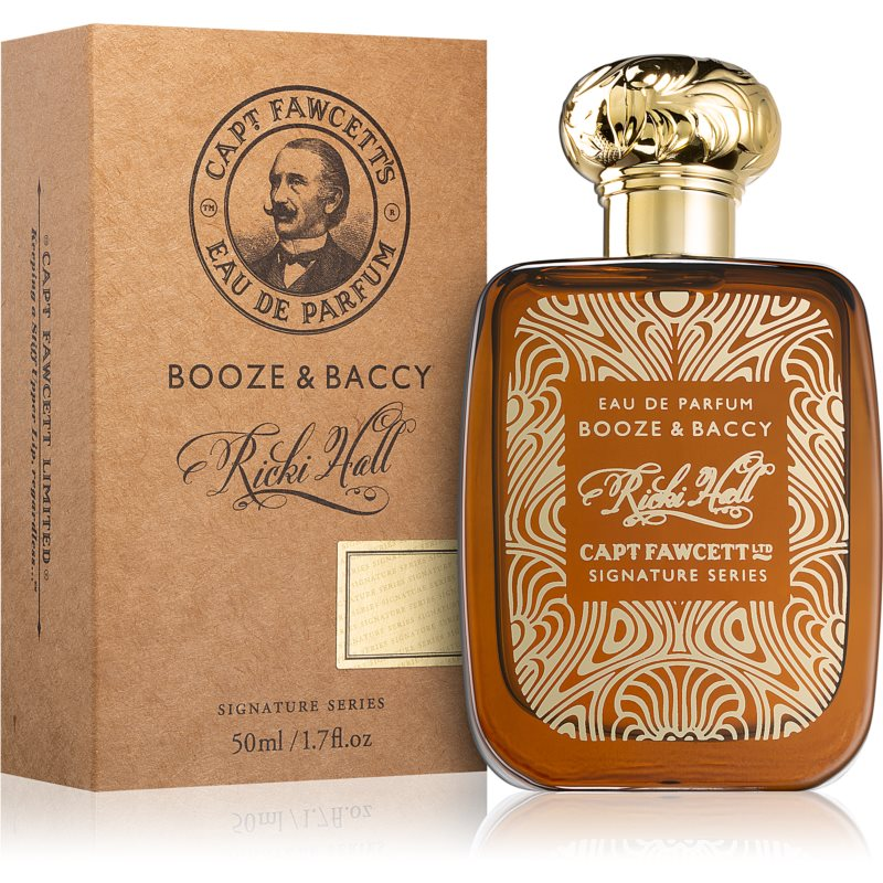 Captain Fawcett Booze & Baccy Ricki Hall Eau de Parfum