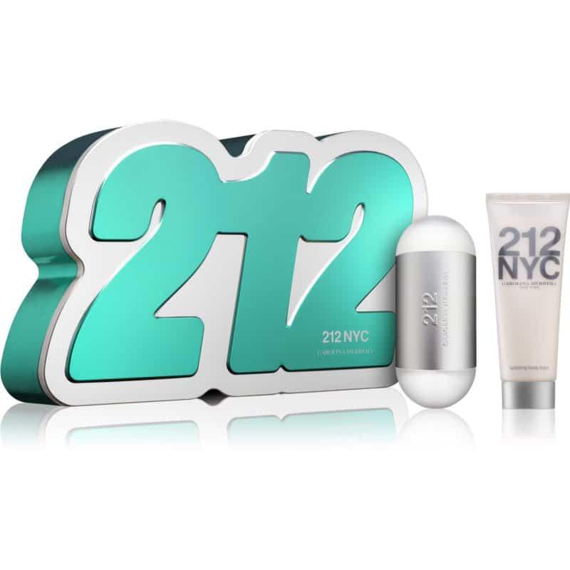 Carolina Herrera 212 NYC Gift Set  VII.