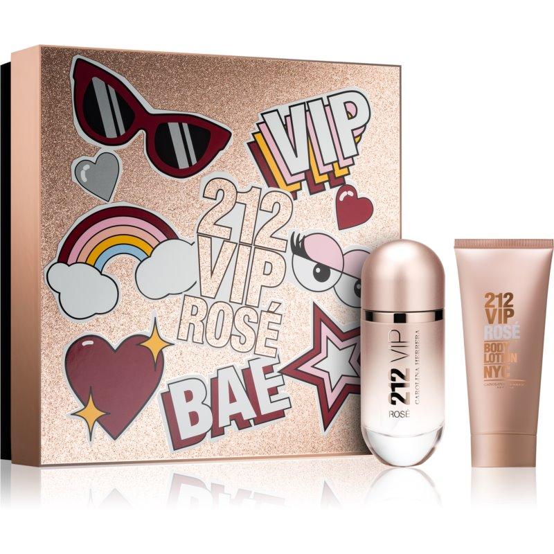 Carolina Herrera 212 VIP Rosé Gift Set  X.