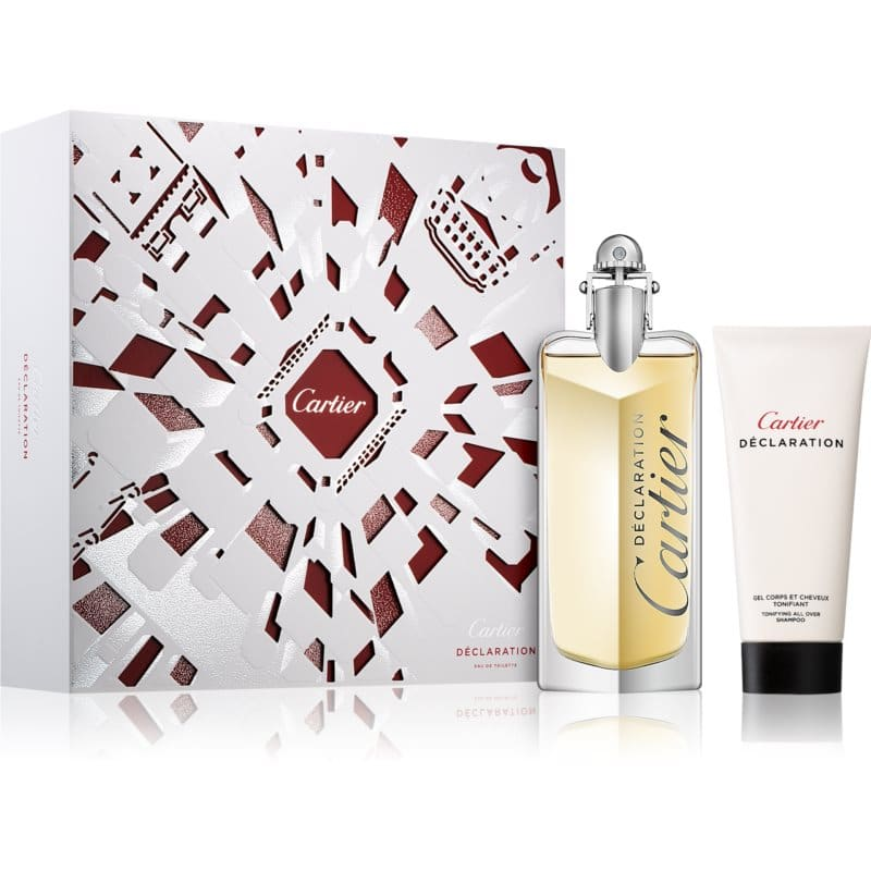Cartier Déclaration Gift Set  I.