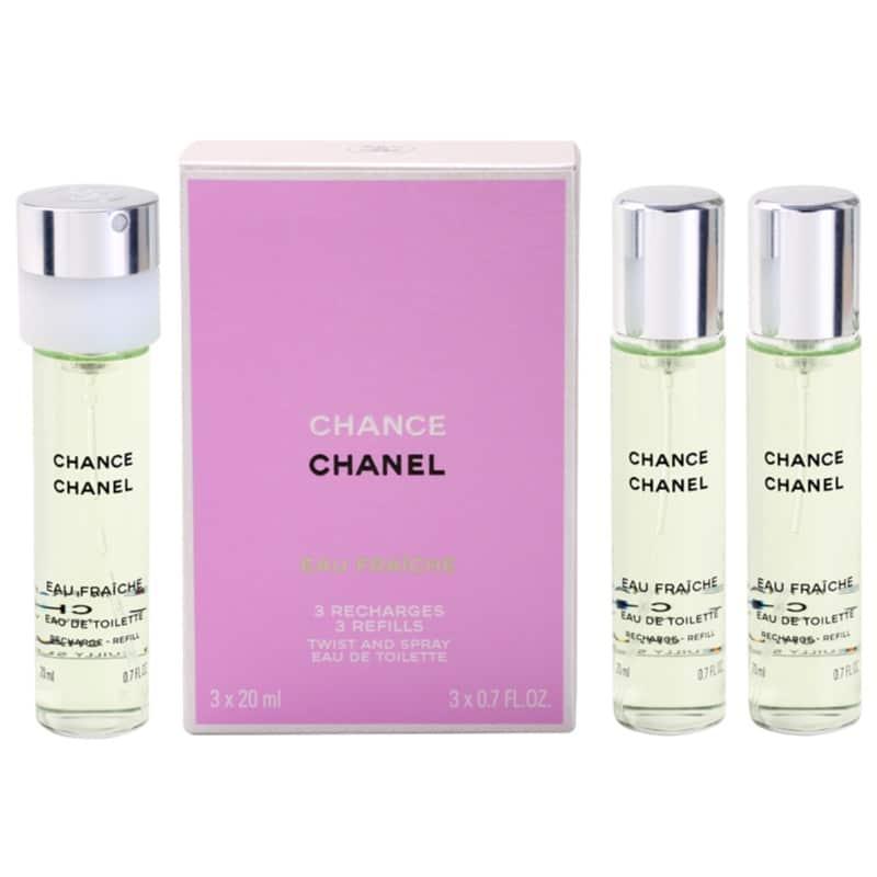 Chanel Chance Eau Fraiche Gift set
