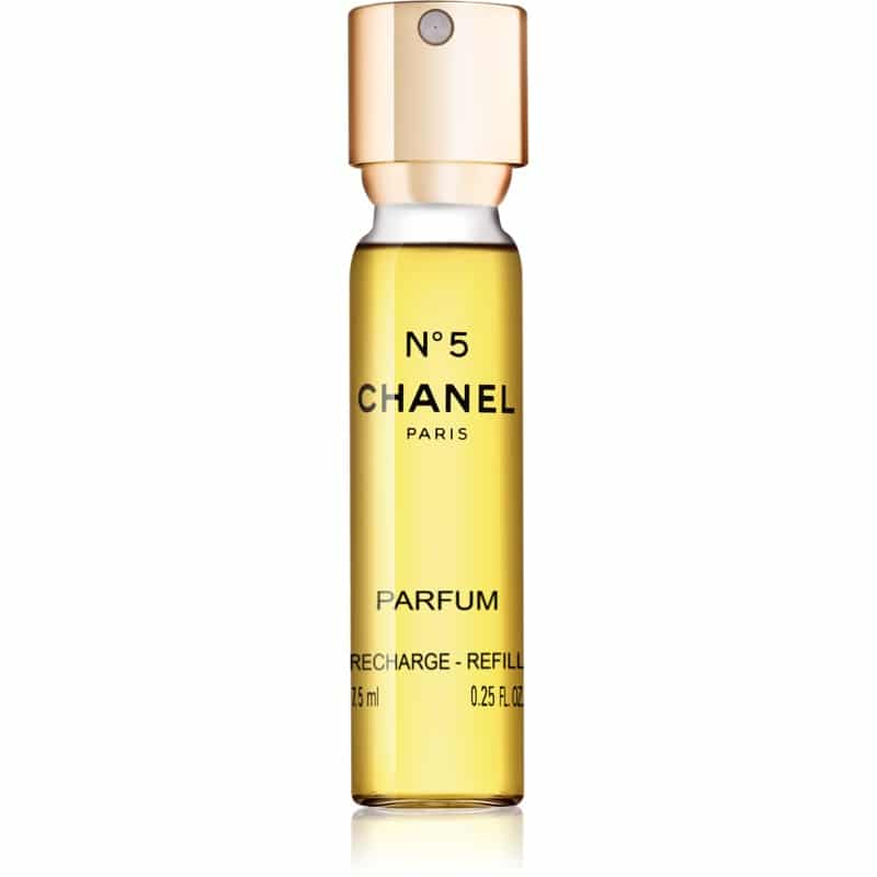 Chanel N°5 parfum navulling met verstuiver