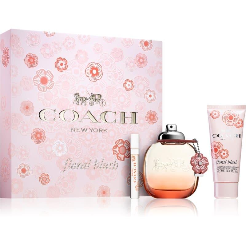Coach Coach Floral Floral Gift Set