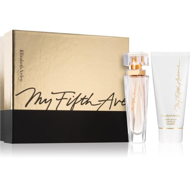 Elizabeth Arden My Fifth Avenue Gift Set  I.
