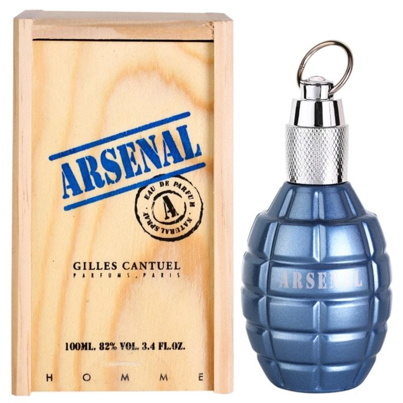 Gilles Cantuel Arsenal Blue Eau de Parfum