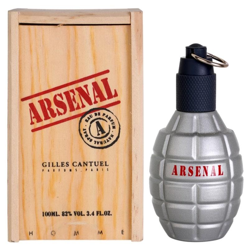 Gilles Cantuel Arsenal Grey Eau de Parfum