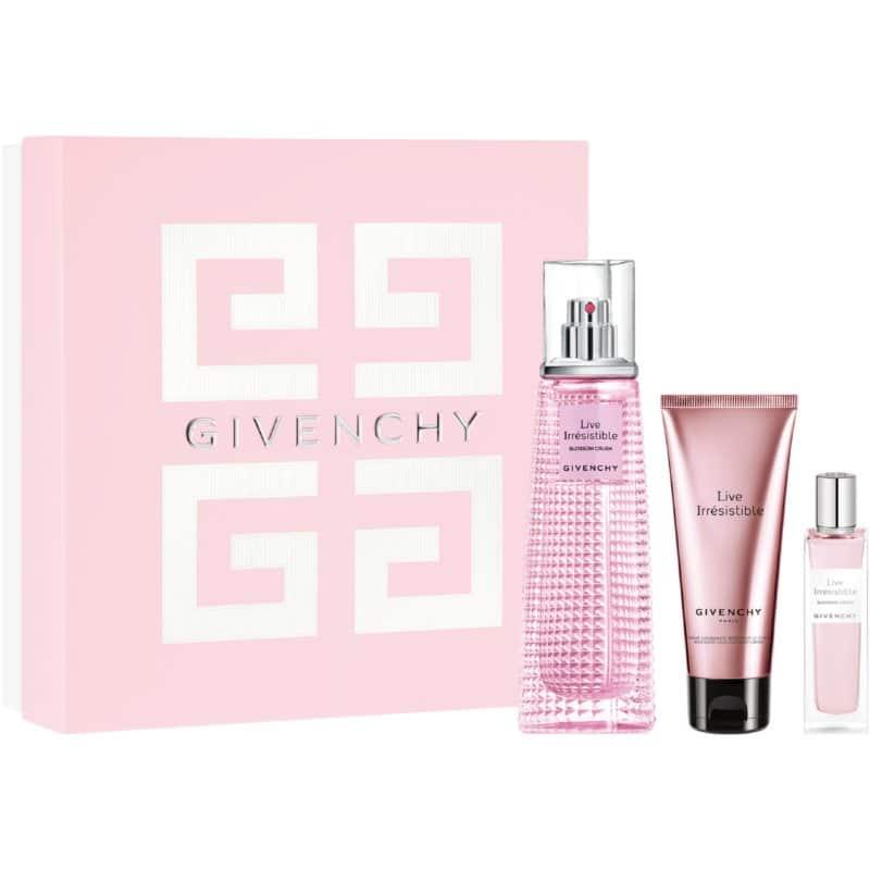 Givenchy Live Irrésistible Blossom Crush Gift Set  I.