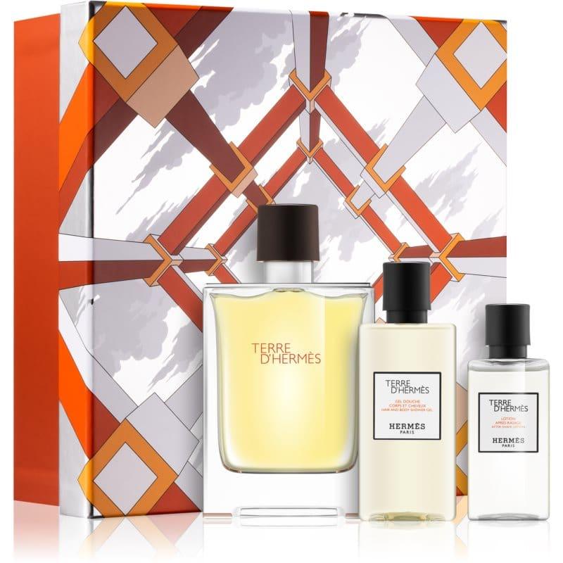 Hermes Terre d'Hermès Eau Intense Vétiver Gift Set  III.