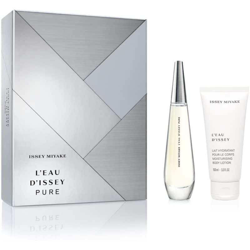 Issey Miyake L'Eau d'Issey Pure Gift Set  III.