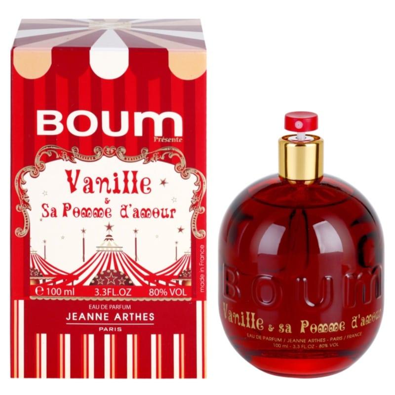 Jeanne Arthes Boum Vanille Sa Pomme d'Amour Eau de Parfum