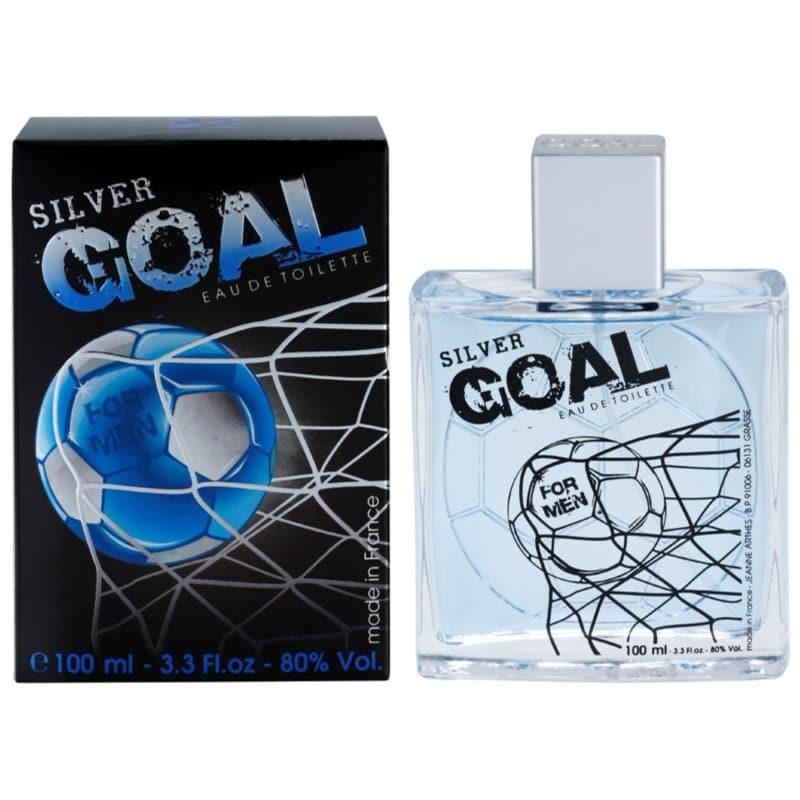Jeanne Arthes Silver Goal Eau de Toilette