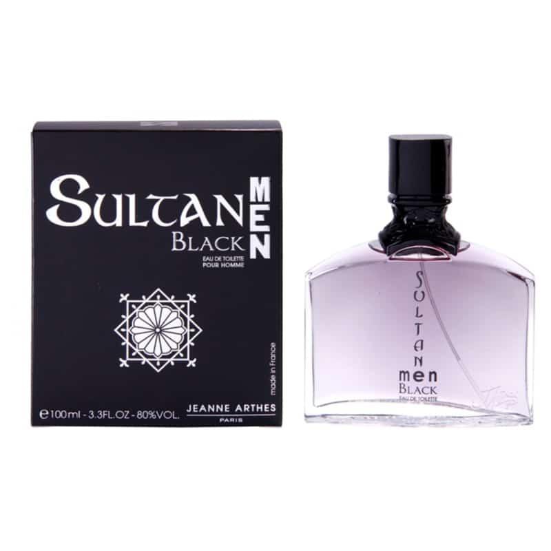 Jeanne Arthes Sultane Men Black Eau de Toilette