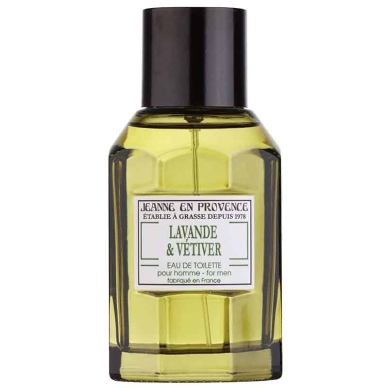 Jeanne en Provence Lavander & Vétiver Eau de Toilette