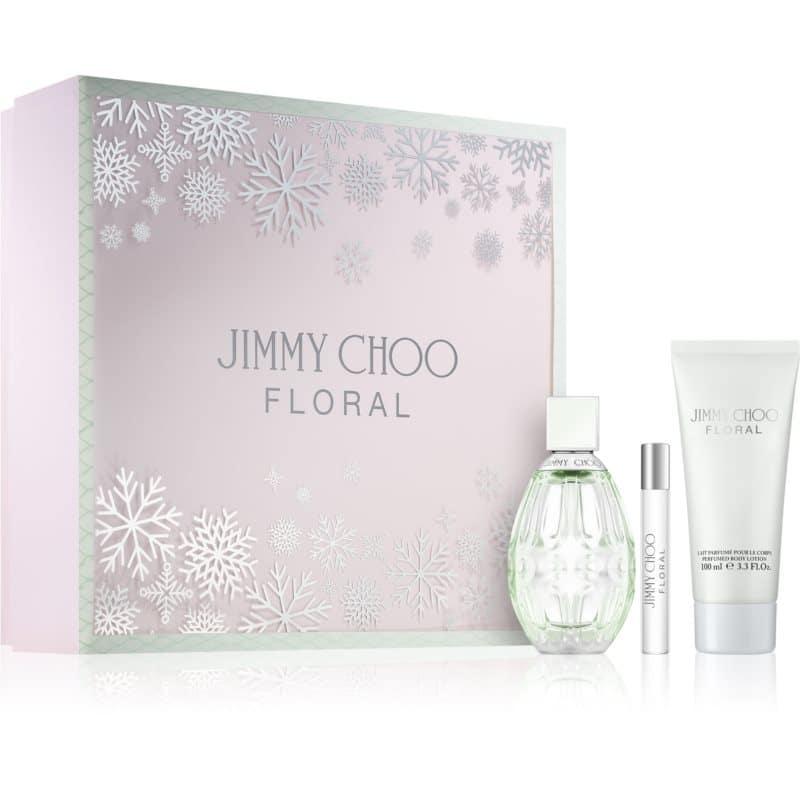 Jimmy Choo Floral Gift set