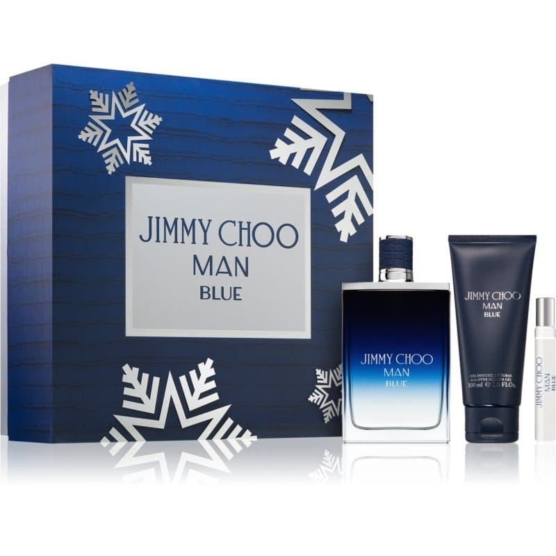 Jimmy Choo Man Blue Gift Set  II.