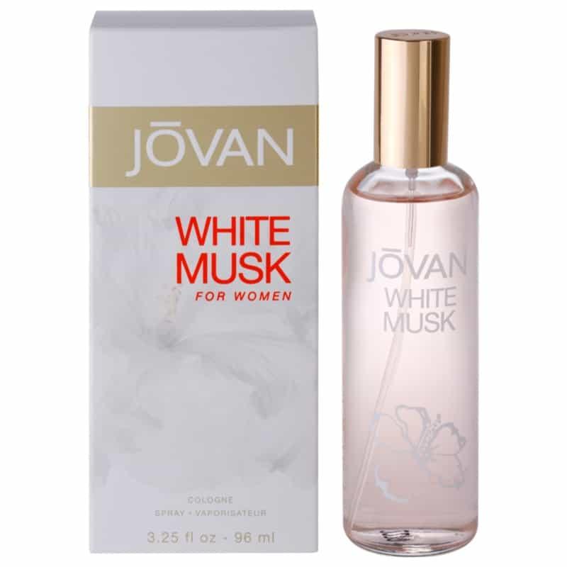 Jovan White Musk eau de cologne