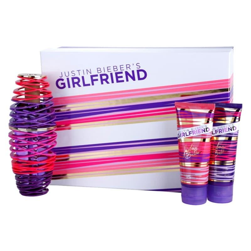 Justin Bieber Girlfriend Gift Set  I.