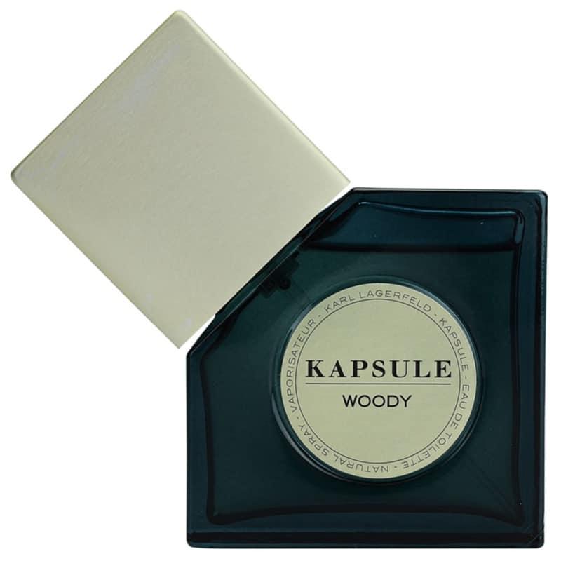 Karl Lagerfeld Kapsule Woody Eau de Toilette