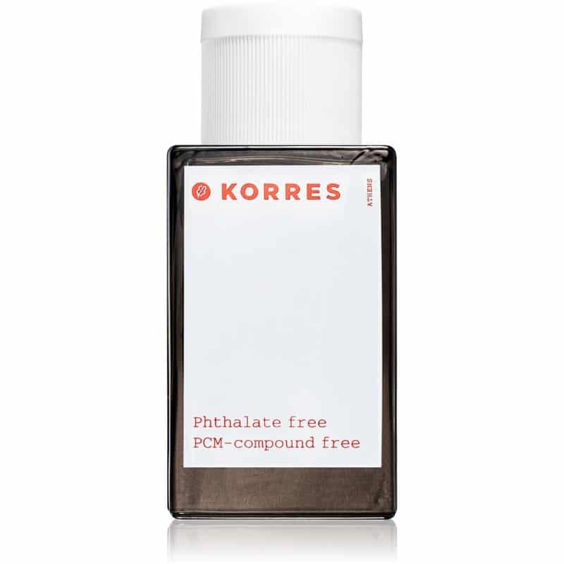 Korres Vetiver Root, Green Tea & Cedarwood Eau de Toilette