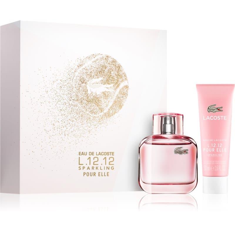 Lacoste Eau de Lacoste L.12.12 Pour Elle Sparkling Gift Set  II.