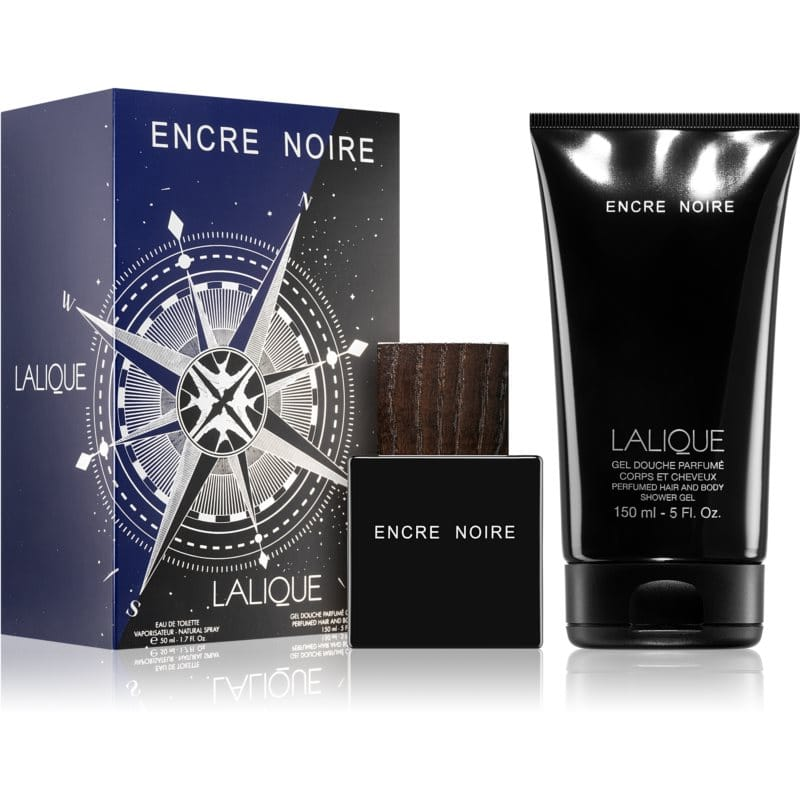 Lalique Encre Noire Gift Set  V.
