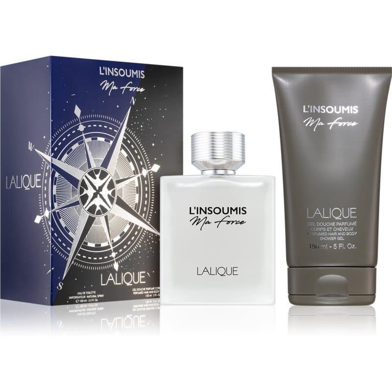 Lalique L'Insoumis Ma Force Gift Set  I.